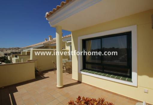 Apartment - Sale - Orihuela Costa - Lomas De Campoamor
