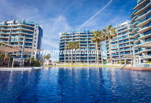 Apartment - Sale - Torrevieja - Punta prima