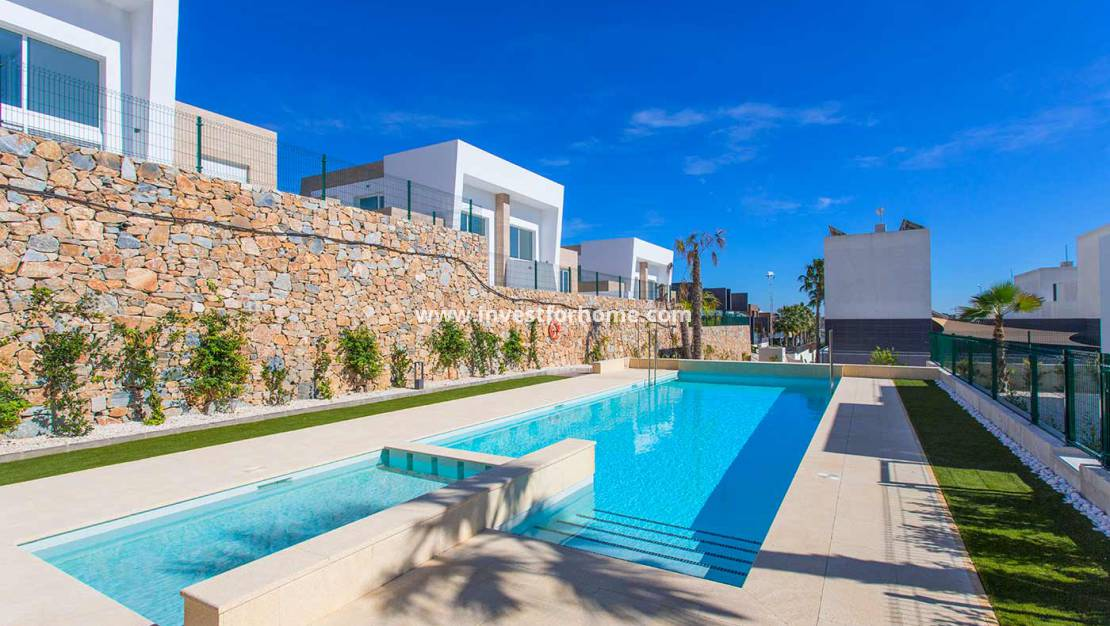 New Build - Detached Villa - Algorfa